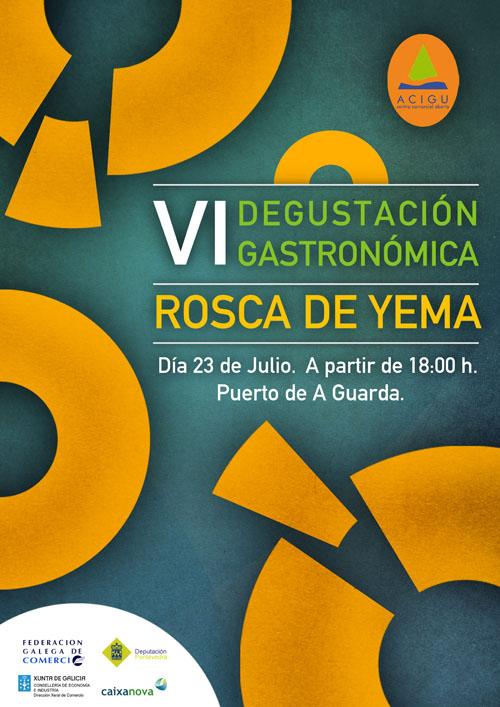 Hoy ACIGU repartirá miles de raciones de Rosca de Yema Guardesa