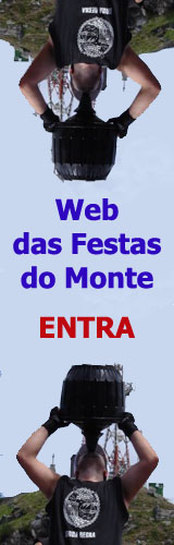 Web das festas do Monte A Guarda