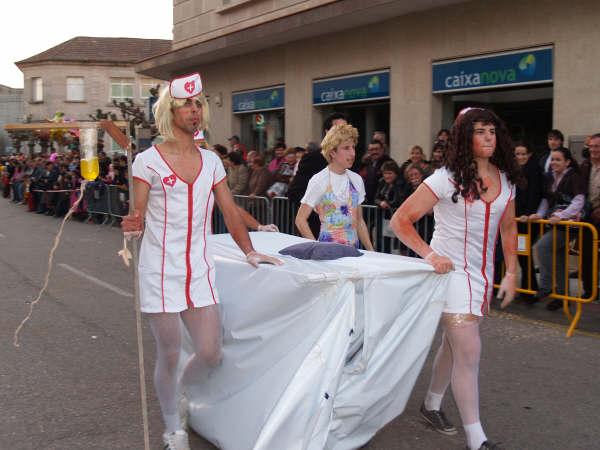 Desfile Antroido - Carnaval en Goian 2009 por A3Sound Galeria II