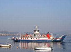 Servicio de Ferry o Transbordador La Guardia - Caminha