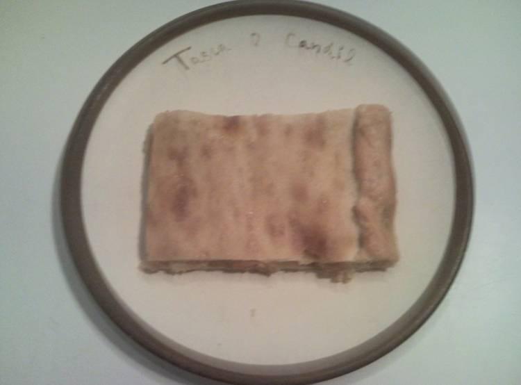 Empanada de Zamburiñas - Tasca O Candil Tomiño