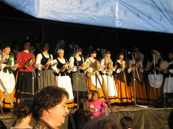 Feira de San Gregorio 2009 - Comisión de Festas I