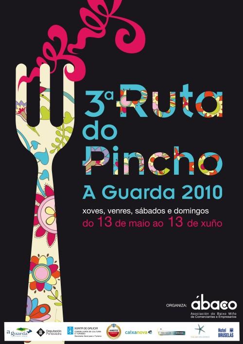 ACTO DE PRESENTACIÓN DA 3ª RUTA DO PINCHO A GUARDA 2010